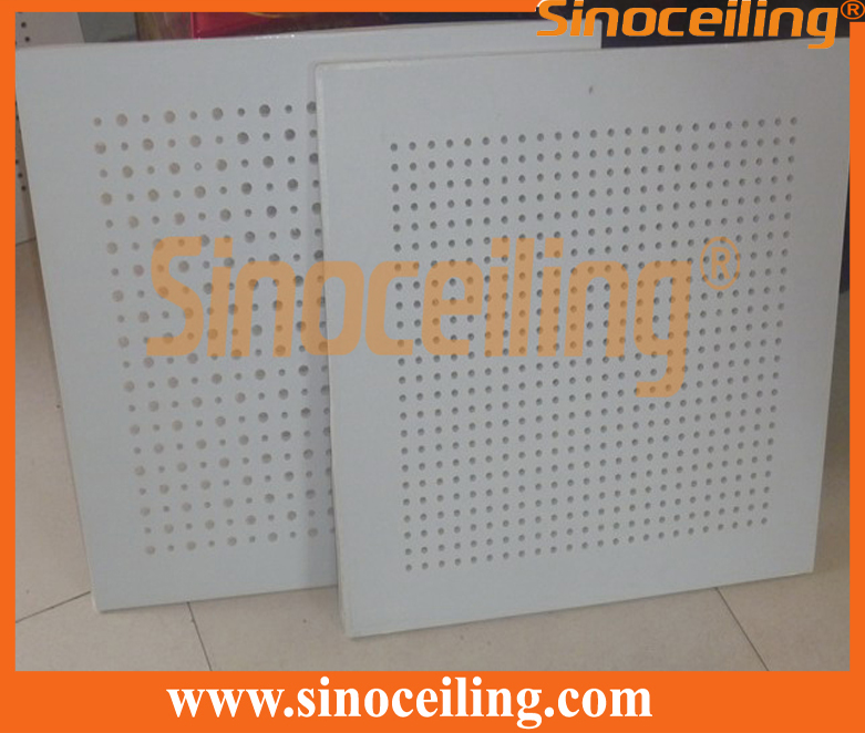 Perforated Pvc Gypsum Tile Perforation Paper Gypsum Board